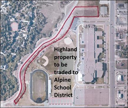 2015-06-16 Lone Peak Land Swap